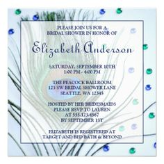 >>>Coupon Code          Glam Peacock Feather Blue Bridal Shower Custom Invite           Glam Peacock Feather Blue Bridal Shower Custom Invite lowest price for you. In addition you can compare price with another store and read helpful reviews. BuyDeals          Glam Peacock Feather Blue Brid...Cleck Hot Deals >>> http://www.zazzle.com/glam_peacock_feather_blue_bridal_shower_invitation-161103998254783836?rf=238627982471231924&zbar=1&tc=terrest