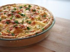 Eat dessert first: Fetainen kanapiiras Food Network Recipes, Cooking Recipes, Finnish Recipes, Salty Foods, Tasty, Yummy Food, Quiche Recipes, Eat Dessert First, Food Inspiration