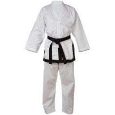 Playwell Kickboxing Black Childrens V Neck Pull Over Uniform