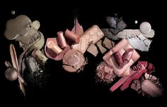 Cosmetics on Black — Marissa Gimeno