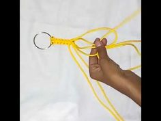 HOW TO MAKE MACRAME GANESHA IS BEST VIDEO Hi Friends, Today i am sharing with you macrame Ganesha . In this macrame project we need macrame few beads bell an...