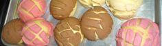 Polvorones Rosas (or Big Pink Mexican Cookies) | NerdyBaker