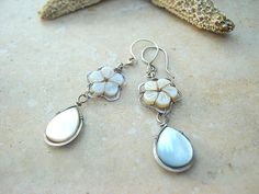 Mother of Pearl earring sin stering silver https://www.etsy.com/listing/100908677/mother-of-pearl-earrings-in-sterling?ref=v1_other_2