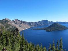Crater Lake (4.5 hour drive) - Garfield Peak