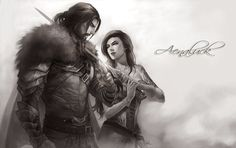 Just black and white color by aenaluck on DeviantArt