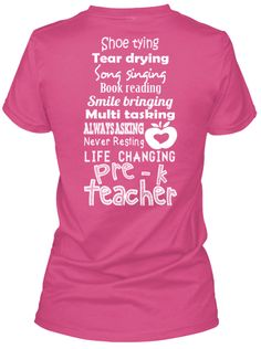 Great Gift for Awesome Pre-K Teachers!