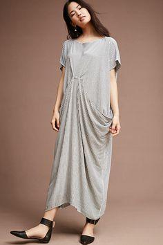 baba358dd1c Slide View  1  Draped Maxi Dress All About Fashion