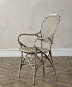 Lombok Espen Taupe Rattan Dining Chair from Lombok