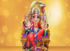 We all familiar with the image of Maa durga and the powerful manifestation of Maa Shakti. The popular weapons of Maa Shakti have some special significance. Happy Navratri Status, Happy Navratri Wishes, Happy Navratri Images, Maa Durga Photo, Maa Durga Image, Durga Ji, Durga Goddess, Maa Image, Image Hd