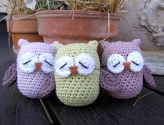 Halager: DIY - Kinderæg med ugler Crochet Art, Animals And Pets, Crochet Projects, Diy And Crafts, Baby Shoes, Recycling, Pokemon, Creations, How To Make
