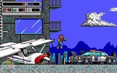 By salagiochi1980: BIO MENACE - Apogee Software 1993 #biomenace #apogeesoftware #msdos #retrogames #retrogaming #videogames #videogiochi #games #game #gaming #salagiochi1980 #salagiochi #nostalgia #memories #retrogaming #microhobbit