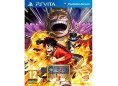 One Piece Pirate Warriors 3 - PS Vita Game - http://tech.bybrand.gr/one-piece-pirate-warriors-3-ps-vita-game/