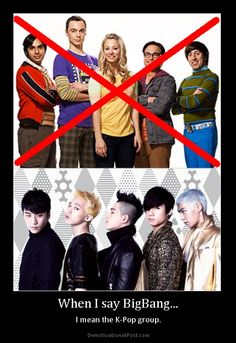 BigBang no Big Bang! gosh! the nerve of some people! #kpop #funny #Big Bang