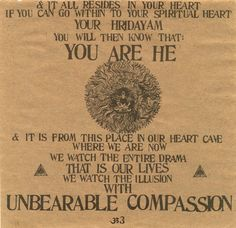 """Book: """"Be Here Now"""" by Ram Dass."""
