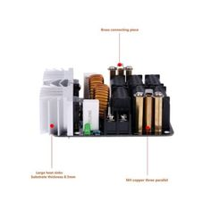 KKmoon Bassa ZVS 12-48V 20A 1000W Modulo Macchina Termica Induzione di Alta Frequenza: Amazon.it: Fai da te