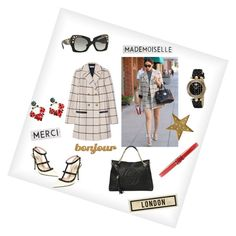 """""""Merci!"""" by eerised-lopez on Polyvore featuring Tory Burch, Gucci, Valentino, Versace, Dolce&Gabbana, Rosanna, Dot & Bo and Slippin' Southern"""
