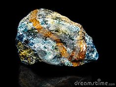 Apatite, phosphate mineral mine ore raw
