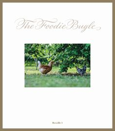 The Foodie Bugle print edition