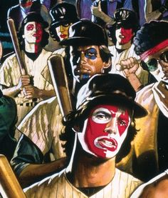 The baseball Furies from the movie The Warriors