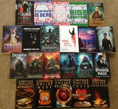 The most Epic LitRPG Giveaway of all time. Seriously.