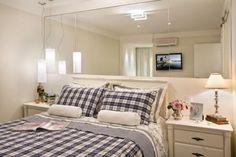 Várias ideias para mudar seu quarto gastando a partir de R$ 50 -