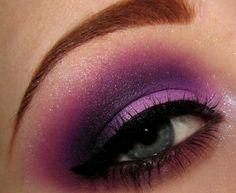 fushia makeup