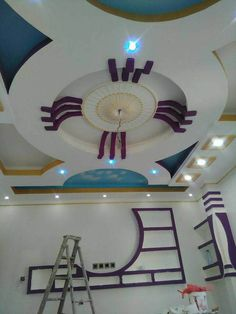Modern False ceiling designs are an excellent option to add another design element to your projects. In addition to being a way to combine designs, Best False Ceiling Designs, Drawing Room Ceiling Design, Plaster Ceiling Design, Simple False Ceiling Design, Interior Ceiling Design, House Ceiling Design, Ceiling Design Living Room, Bedroom False Ceiling Design, Door Gate Design