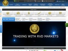 RVD Markets Forex Broker Reviews, Ratings and Information. See page for details.