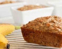 Cake moelleux à la banane (facile, rapide) - Une recette CuisineAZ