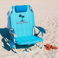 Tommy Bahama 2015 Backpack Cooler Chair with Storage Pouch and Towel Bar, Blue: Tommy Bahama Beach Chair Camping Furniture, Couch Furniture, Furniture Plans, Outdoor Furniture, Apartment Furniture, Lawn Chairs, Outdoor Chairs, White Eames Chair, Tommy Bahama Beach Chair