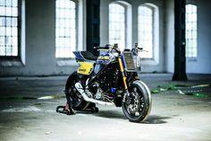 Vibrazioni Raticosa Ducati 749 - RocketGarage - Cafe Racer Magazine