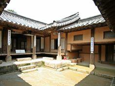 추사 (김정희) 고택  Old Hanok(Korean House) - Chusagotaek