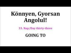 Könnyen, Gyorsan Angolul 1-106. nap - YouTube Nap Day, Cards Against Humanity, English, Youtube, English Language, Youtubers, Youtube Movies