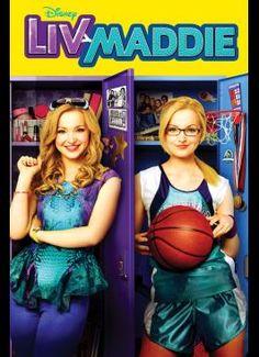 Liv y Maddie © 2013 Disney Enterprises, Inc. All rights reserved.