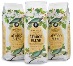 By combining the stunning illustration Artwood Blend - with strong type, the new design has significant shelf presence that emotionally engages consumers.