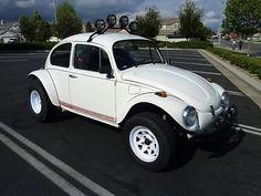 1969 VW Beetle with a Baja Kit. UM YES!