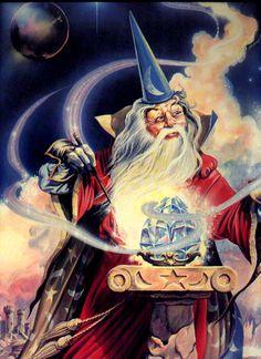 wizard spell