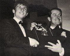 Emilio Pericoli - Italy - Place 3 (with Tony Renis at the San Remo Festival)