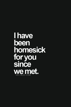 since before we met