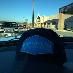 """bryanbaeumler: """"If you see me @lowes_canada in Burlington this morning and answer a skill testing question I'll give you this hat!"""""""
