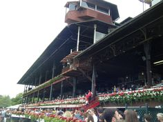 saratoga race track fashion   Saratoga Springs Race Track :: Seating Options