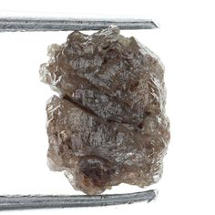Antique 1.16 TCW  Natural Redish Color Rough Diamond For Jewel