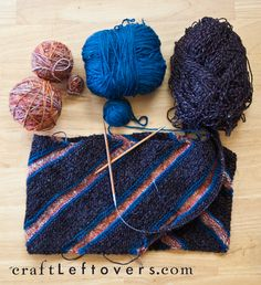 Join me in the Craft Leftovers Whip that WIP challenge! Enter for a chance to win the newest issue of the Craft Leftovers Zine! Box Elder Bugs, Zine, Knitted Hats, Winter Hats, Challenges, Knitting, Crochet, Crafts, Craft Ideas
