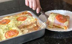 Studené chlebíčky už vôbec nerobím, toto je bomba: Najchutnejšie poschodové sendviče, ktoré pripravíte na plechu! - Báječná vareška