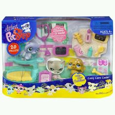 lps hospital i love this mom!!! I want this for my birthday.