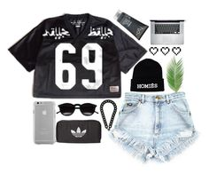 """""""you know we got thangs to do"""" by zada ❤ liked on Polyvore"""