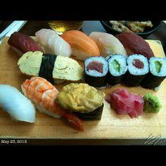 お昼ご飯 #sushi #japanese #food #lunch #philippines #フィリピン #寿司 #ランチ