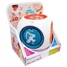 Munchkin, Mozart Magic Cube, 0  Months, 1 Cube Toy