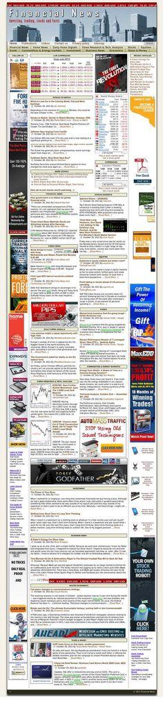 Forex news aggregator