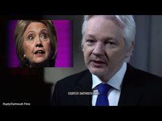 WIKILEAKS: JULIAN ASSANGE BREAKING- HUGE Secret Revealed About Hillary T...